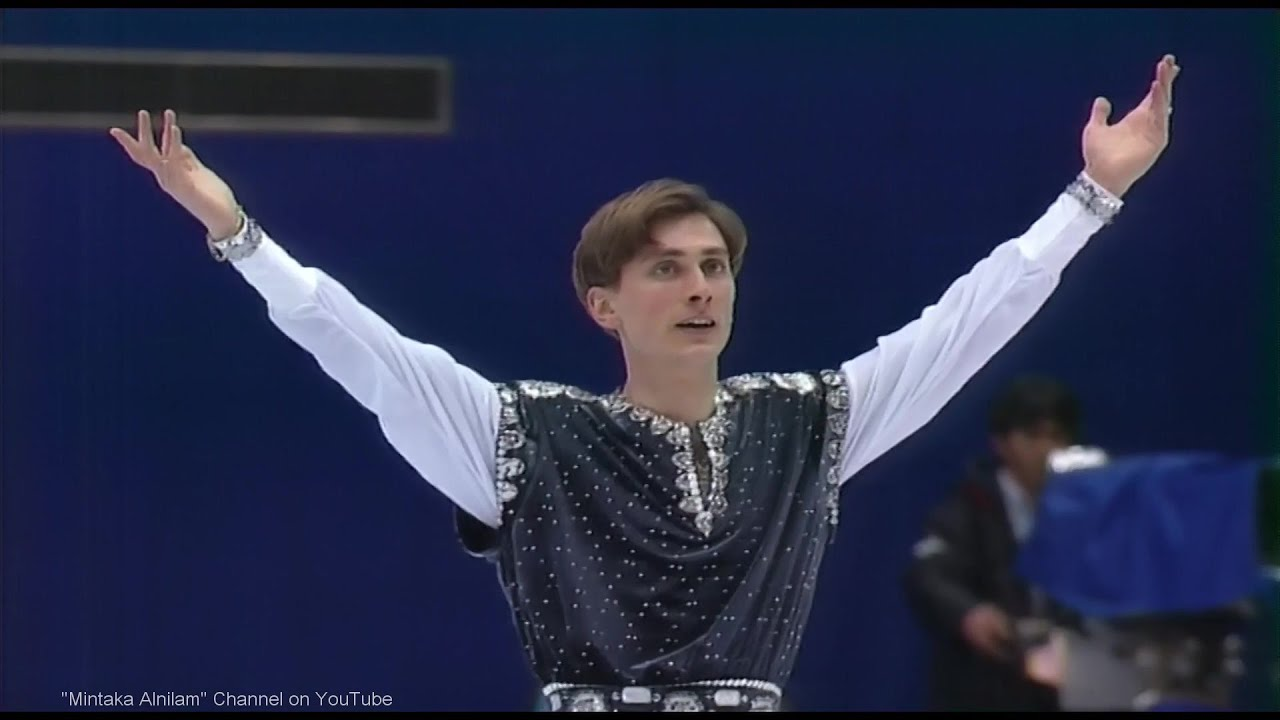 ヴィアチェスラフ・ザゴロドニュク 長野オリンピック1998 フリー演技 ...