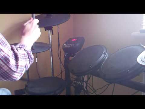 Alesis DM6 - No ouput. Noise test
