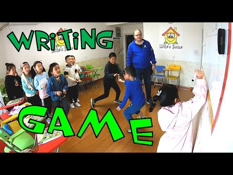 WRITING GAME – ESL Game – ESL teaching tips –