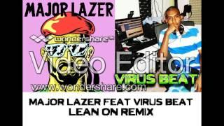 major lazer feat virus beat lean on mp3