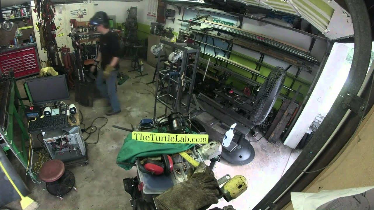 metal wall art Turtle Laboratories - Time-Lapse ...