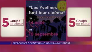 Yvelines | Top 5 des films à voir en plein air cet été
