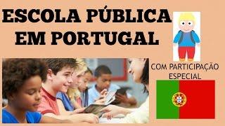 Escolas Públicas em Portugal