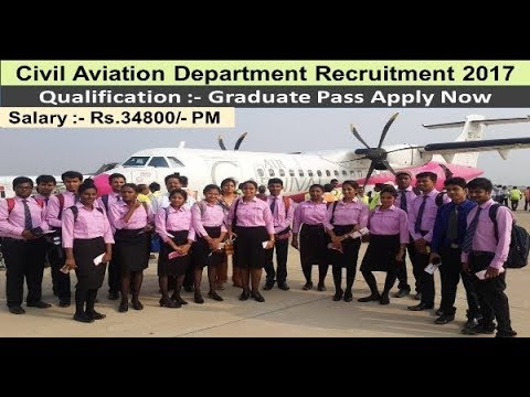 Bureau of Civil Aviation Security (BCAS) Recruitment 2017 | Sarkari Naukri | Govt Job