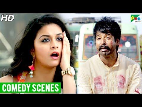 Saamy² Hit Comedy Scenes | New Hindi Dubbed Movie | Vikram, Keerthy Suresh, Aishwarya Rajesh