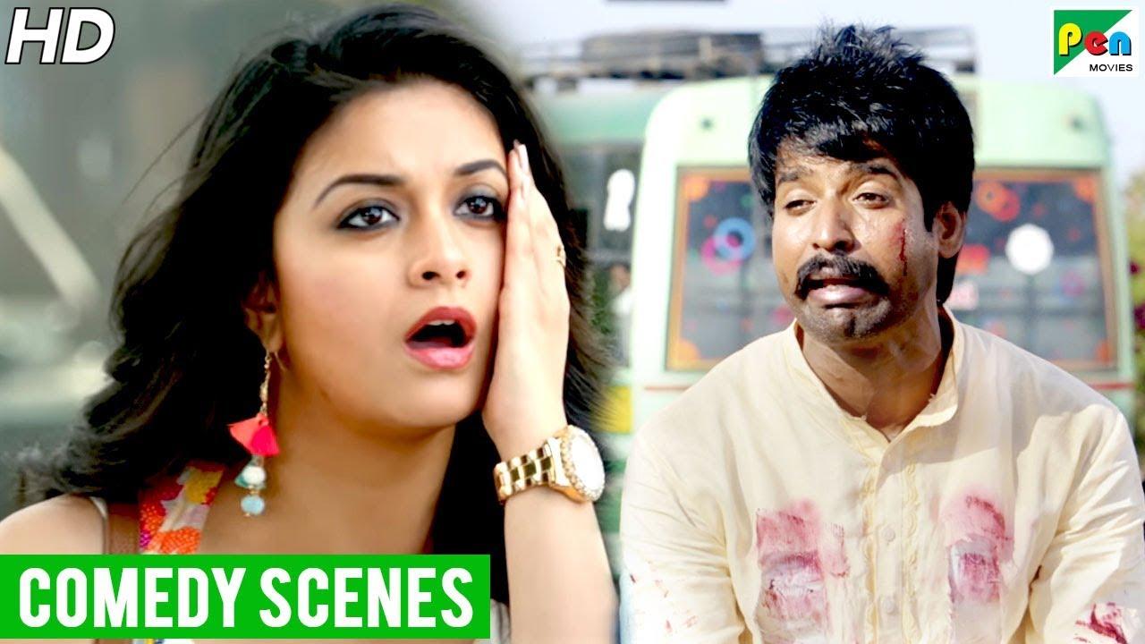 Download Saamy² Hit Comedy Scenes | New Hindi Dubbed Movie | Vikram, Keerthy Suresh, Aishwarya Rajesh