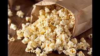 How to prepare popcorn in microwave 2018 / How to Make Homemade Microwave Popcorn