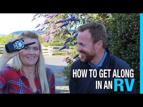 HOW TO GET ALONG IN AN RV 😱 SHUT UP! NO YOU SHUT UP! (RV LIVING)