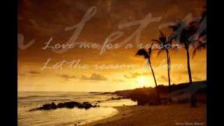 Boyzone - Love me for a reason - Lyrics