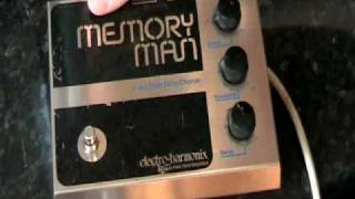 Electro Harmonix Memory Man 1976