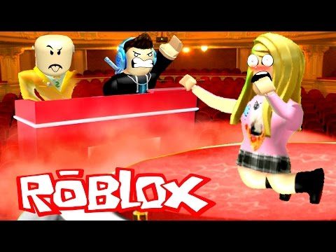 I EMBARRASSED MYSELF ON STAGE!! | Roblox Roleplay (Roblox Got Talent)