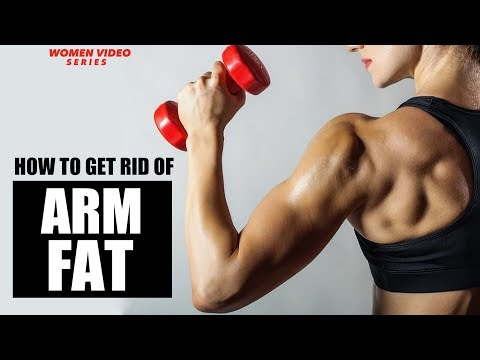 WOMEN SERIES - How to get rid of ARM FAT | Explanation by Guru Mann