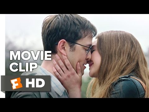 Snowden Movie CLIP - Make You See (2016) - Shailene Woodley Movie