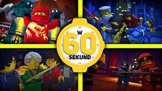 LEGO NINJAGO W 60 SEKUND - ZAPOWIEDŹ
