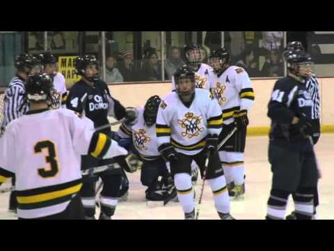 William and Mary Hockey Video 2011 2012