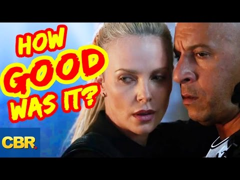 5 Things 'FATE OF THE FURIOUS' Got Right (And What It Got Wrong!)