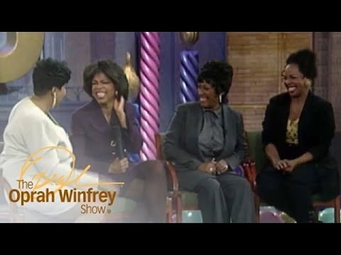 Iconic Singers Give Oprah Advice About Turning 40 | The Oprah Winfrey Show | Oprah Winfrey Network