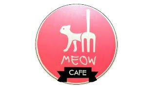 WALL PAINT CLIP | MEOW CAFE