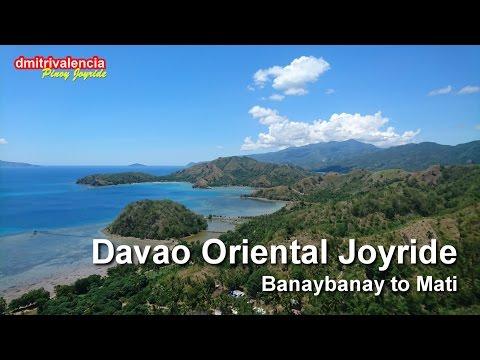 Pinoy Joyride - Davao Oriental (Banaybanay to Mati) Joyride