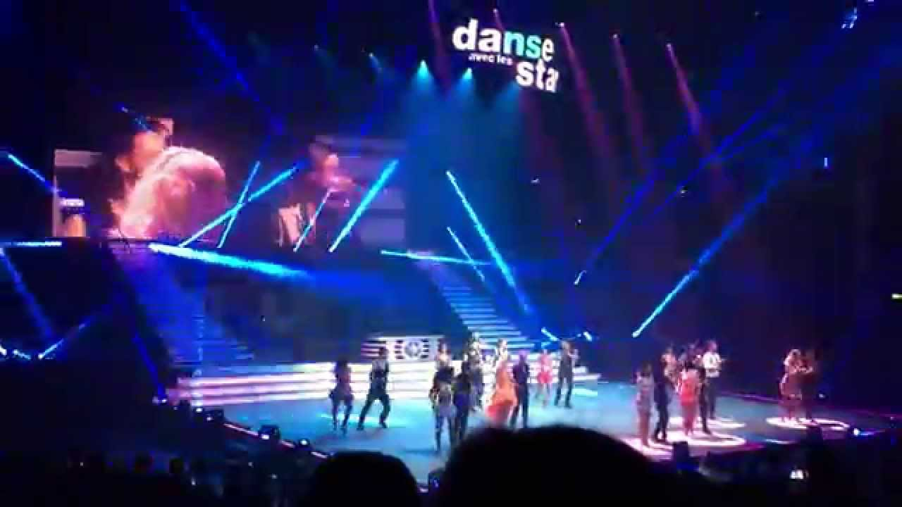 danse avec les stars la tourn e 20 12 2014 nantes opening youtube. Black Bedroom Furniture Sets. Home Design Ideas