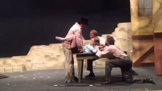 Les Misérables- Lovely Ladies fight