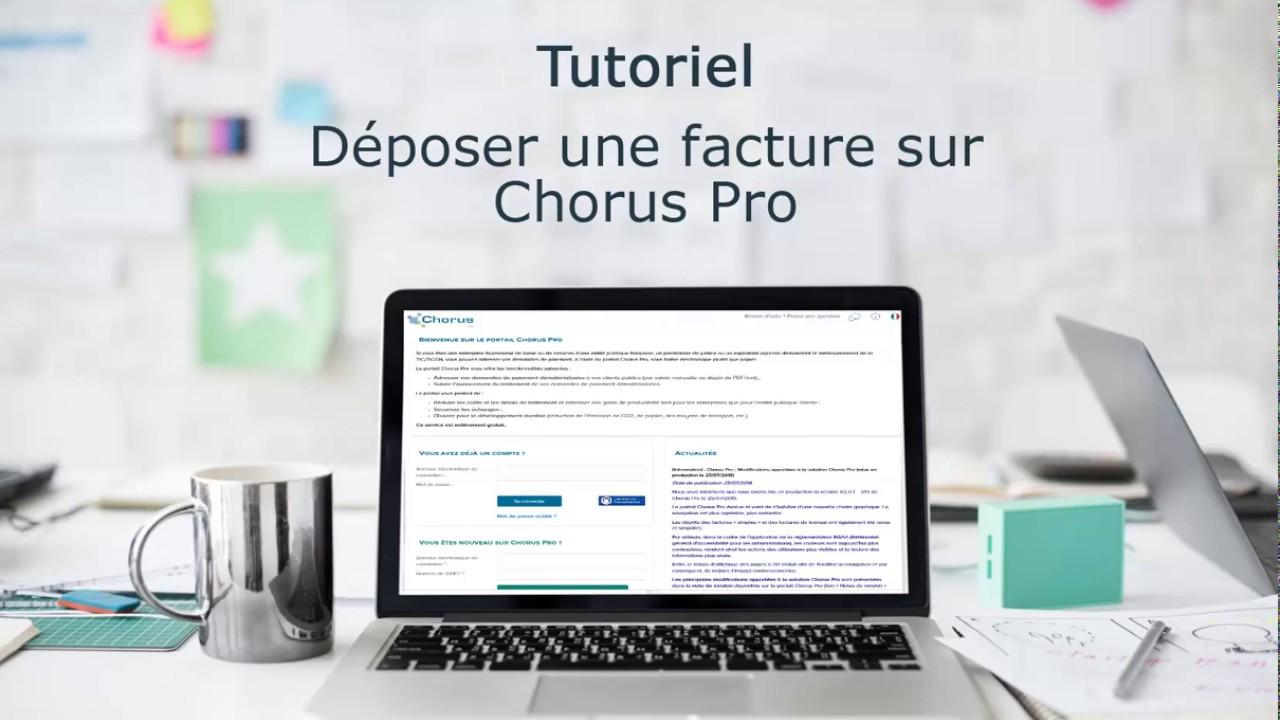 Factures dématérialisées : Chorus-Pro, accompagnement personnalisé