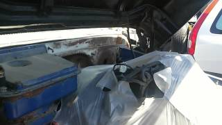 1964 Chevy c10 2004 tahoe frame swap assembly