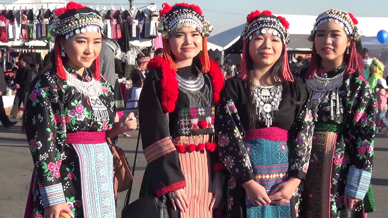 Hmong New Year 2019-2020 in Laos - Dates & Map |Hmong New Year