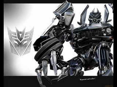 Transformers Song from Movie