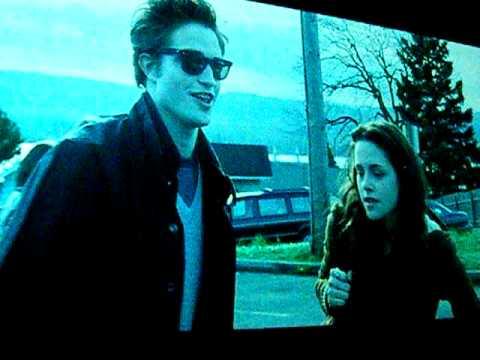 Twilight - School Scene