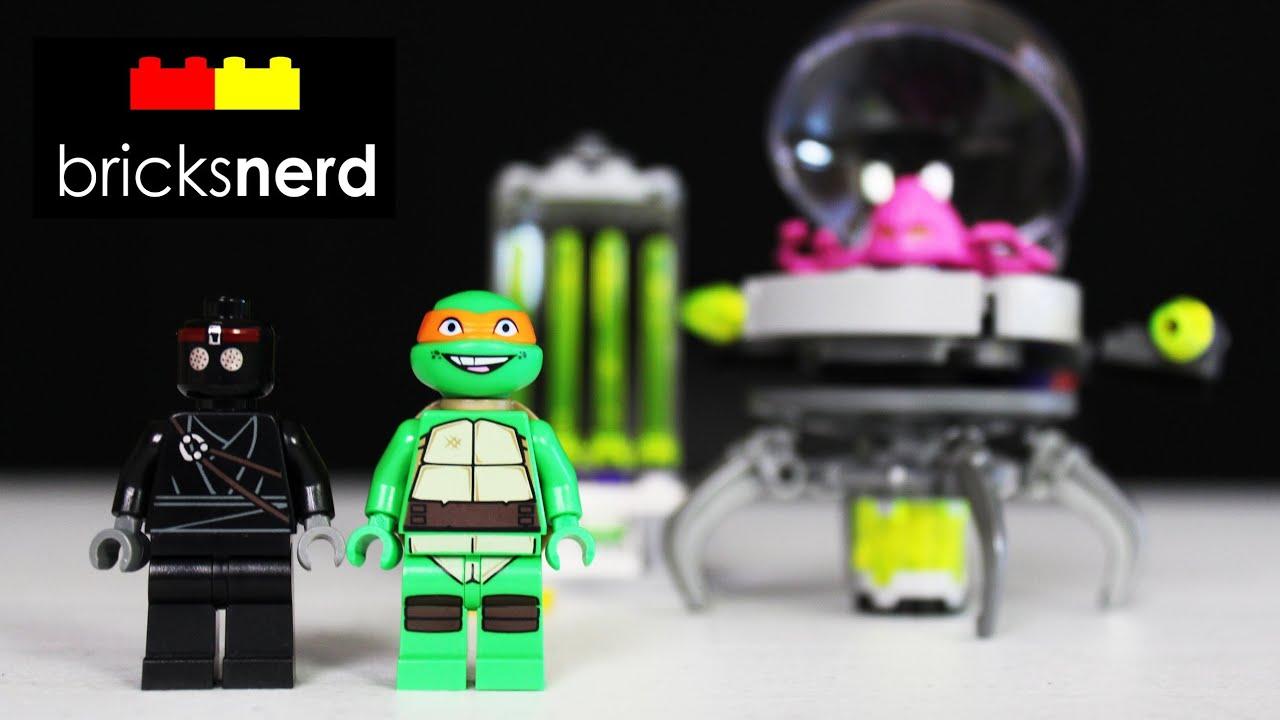 NEW LEGO 79100 TMNT Teenage Mutant Ninja Turtles THE KRAANG Minifigure Figure