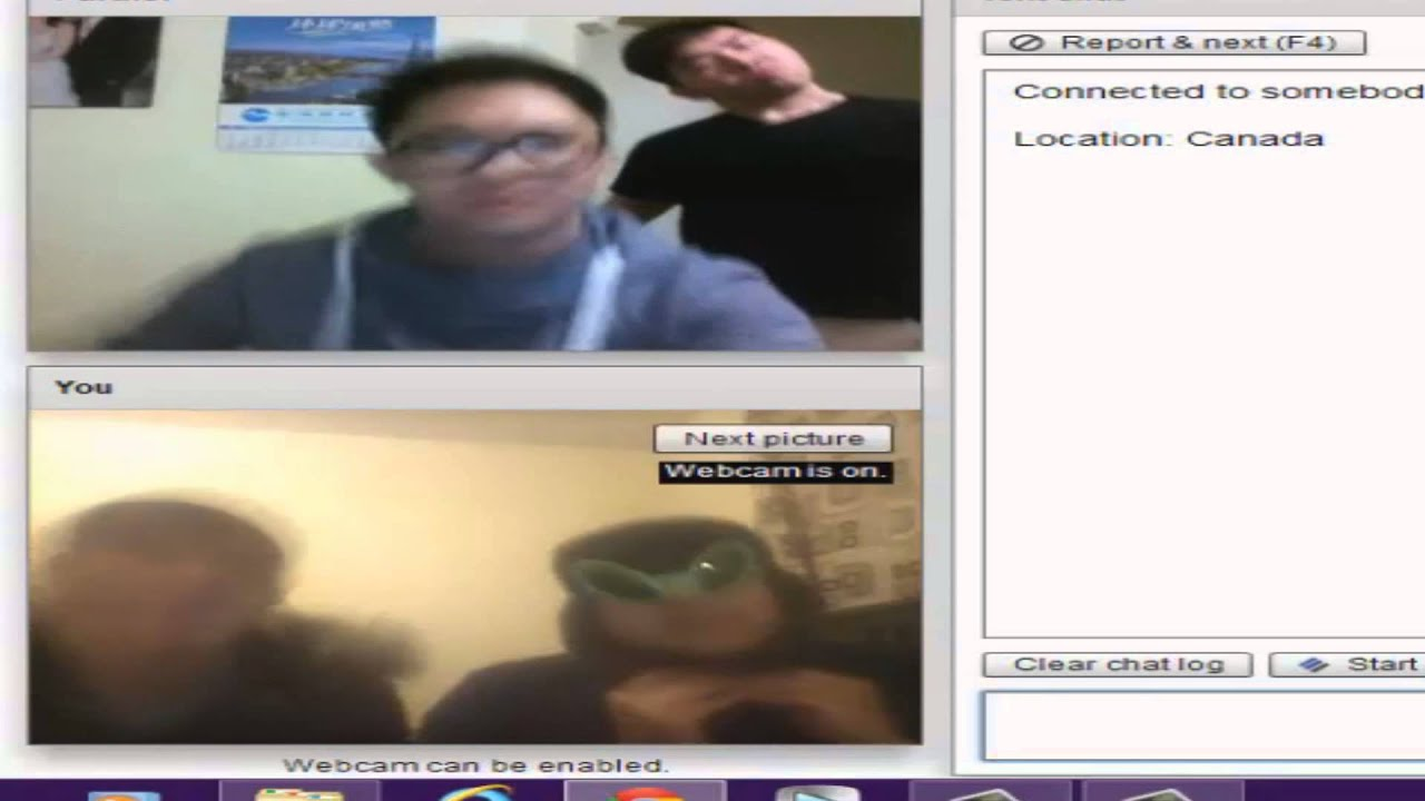 chatroulette mexico