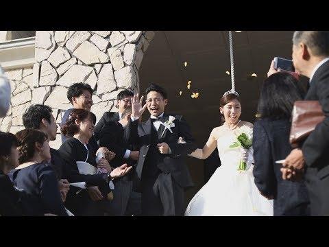 Shinsuke & Chisato 結婚式 エンドロール(2019.4.28)