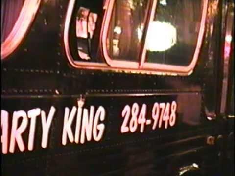 San Diego Club Kid Extravaganza!... The Party Bus!