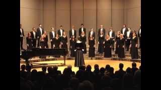 Sero te amavi (Kurt Knecht) - Drake Chamber Choir