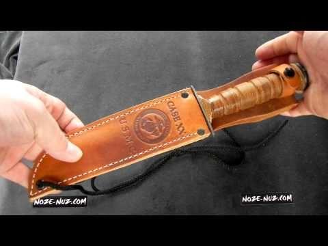 CA334 CASE US MARINE CORPS KNIFE