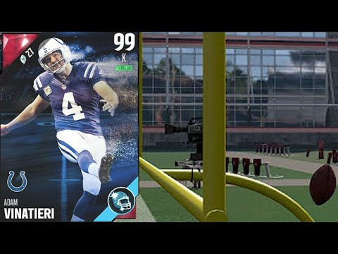 Can I Break The NFL Longest Field Goal Record? | Do Rating/Attributes Over 100 Matter In Madden 16?