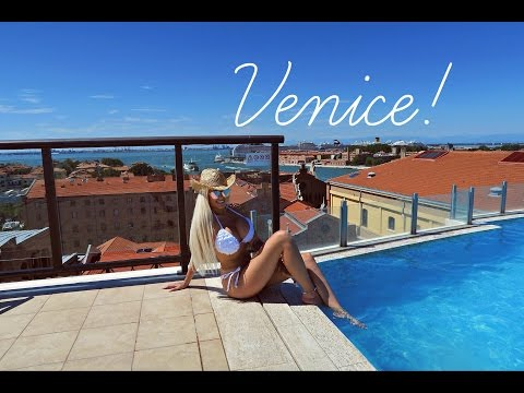 Venice, Italy - Travel Vlog 2016 - HD