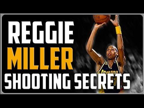 Reggie Miller: NBA Shooting Secrets