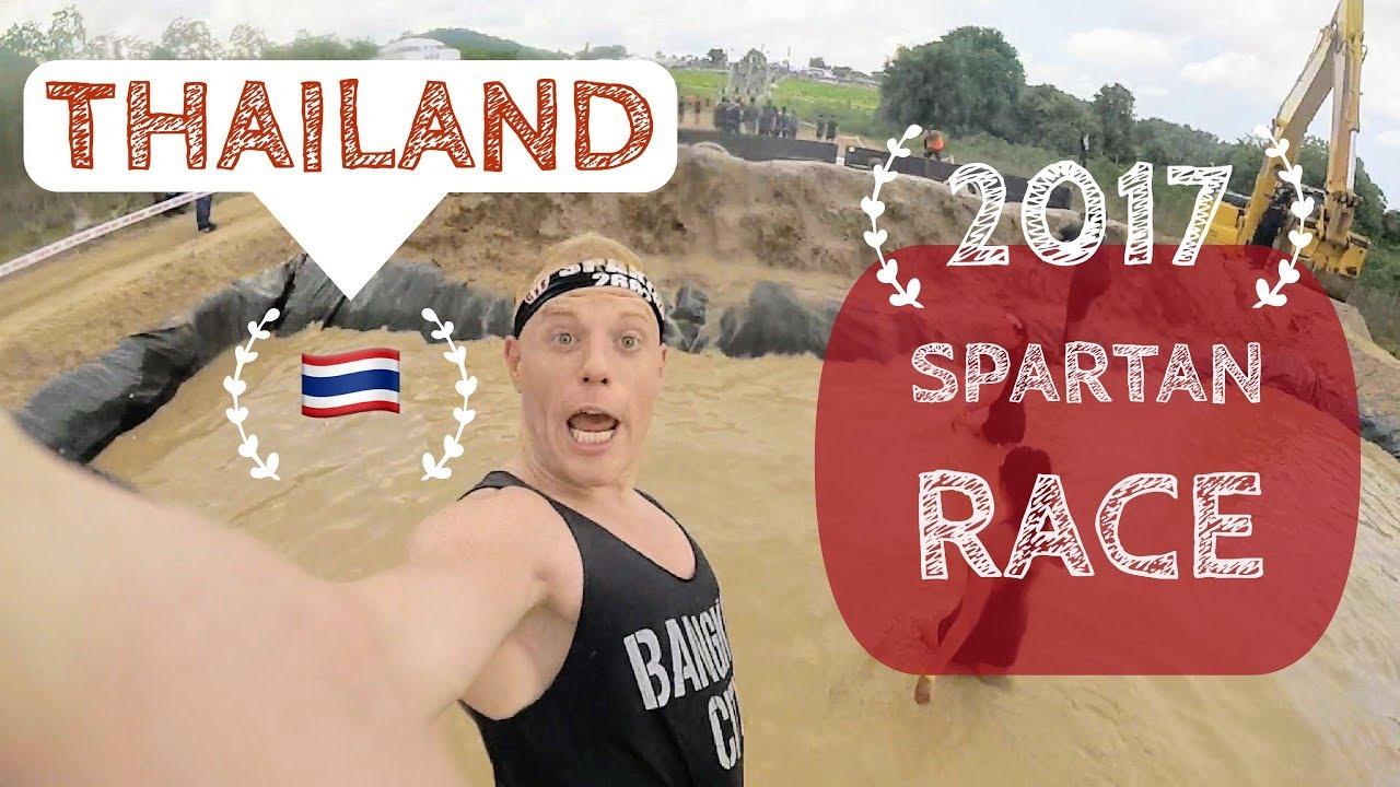 The Spartan Race Thailand.. VLOG!! ?  Pattaya Beach, 2017 Inaugural (Bangkok)