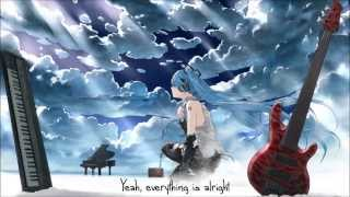 Nightcore - Everything Is Alright