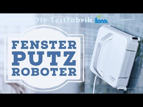 🏠 Fensterputzroboter Test (2020) – 🏆 Die Besten Automatischen Fensterreiniger