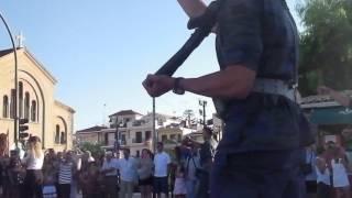 St Dennis day, Festival Zante, Zakynthos. Greece, Griekenland, Grecia, Hellas