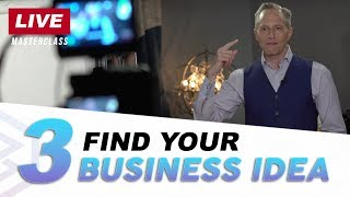 HOW TO FIND THE RIGHT BUSINESS IDEA - Brian Rose   London Real