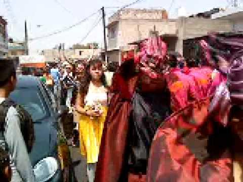 omar olmos ojeda en el festival de sta cruz meyehu...
