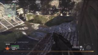 Modern Warfare 2: 3 Minute Nuke with Spas12   - Sandy Ravage