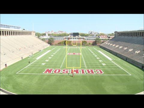 Harvard Stadium Revolutionized Game Of Football