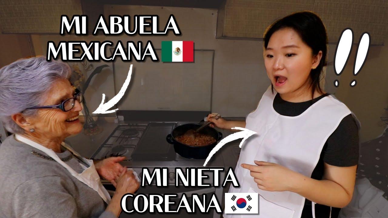 Download MI ABUELA MEXICANA ME ENSEÑÓ A HACER CHILE EN NOGADA🇲🇽❤️