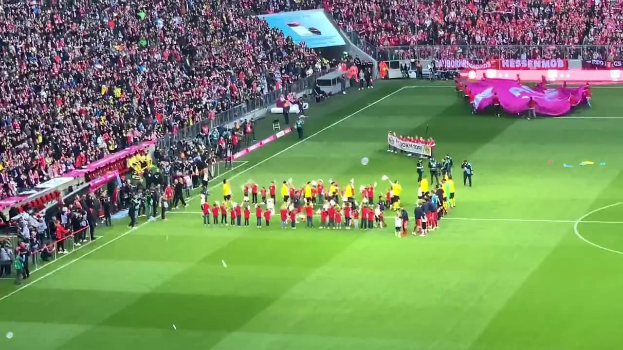 Bayern Dortmund Anpfiff