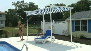 Control the Sun with an Aristocrat Retractable Canopy